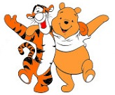 Тигра и Винни