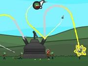 Анти Зомби Бункер - Бесплатные флеш игры онлайн