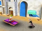 Бабка сбежала из психушки - Бесплатные флеш игры онлайн