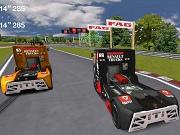 Гонки на грузовиках - Бесплатные флеш игры онлайн