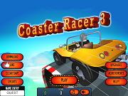 Coaster Racer 3 - Бесплатные флеш игры онлайн