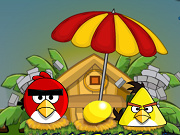 Angry Birds: Найди партнера