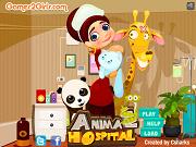 Больница для животных - Бесплатные флеш игры онлайн