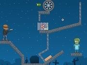 Зомби рикошет 2 - Бесплатные флеш игры онлайн