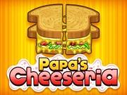 Papa's Cheeseria - Бесплатные флеш игры онлайн