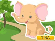 Уход за слонами - Бесплатные флеш игры онлайн