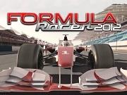 Гонщик Формулы 2012 - Бесплатные флеш игры онлайн