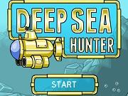 Глубоководный охотник - Бесплатные флеш игры онлайн