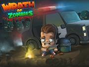 Гнев Зомби - Бесплатные флеш игры онлайн