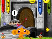 Счастливая Обезьяна - приключения - Бесплатные флеш игры онлайн