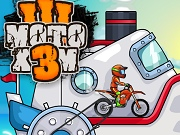 Moto X3M 3 - Бесплатные флеш игры онлайн