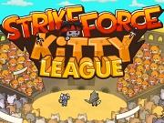 Коты ударная сила 4 – Лига - Бесплатные флеш игры онлайн