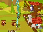 Сказочная Оборона - Бесплатные флеш игры онлайн