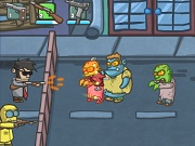 Зомби Ситуация - Бесплатные флеш игры онлайн
