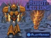 Робот Легионов - Бесплатные флеш игры онлайн