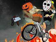 Газетчик – хэллоуин - Бесплатные флеш игры онлайн